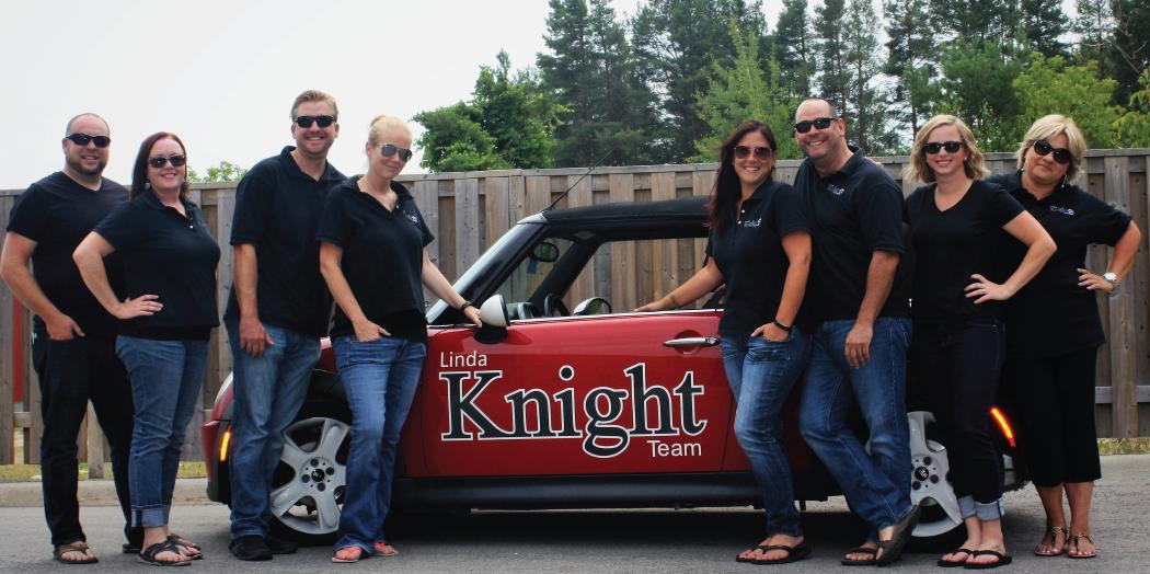 The Linda Knight Team Grows Again